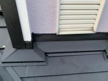 外壁取り合い板金処理