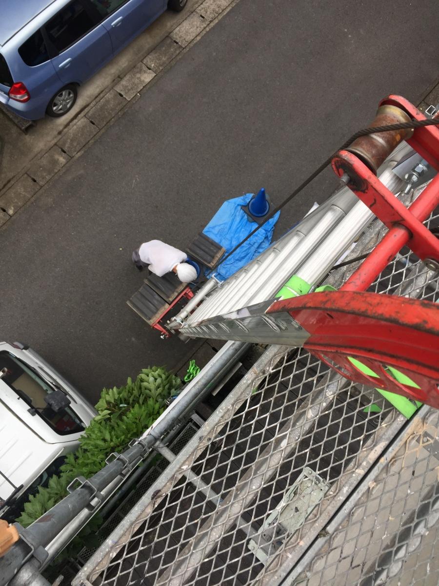 リフト梯子